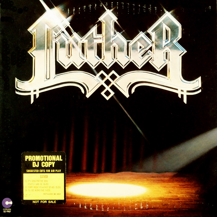 Luther - 1976 - Luther (Vandross) Free Download   Funk My Soul