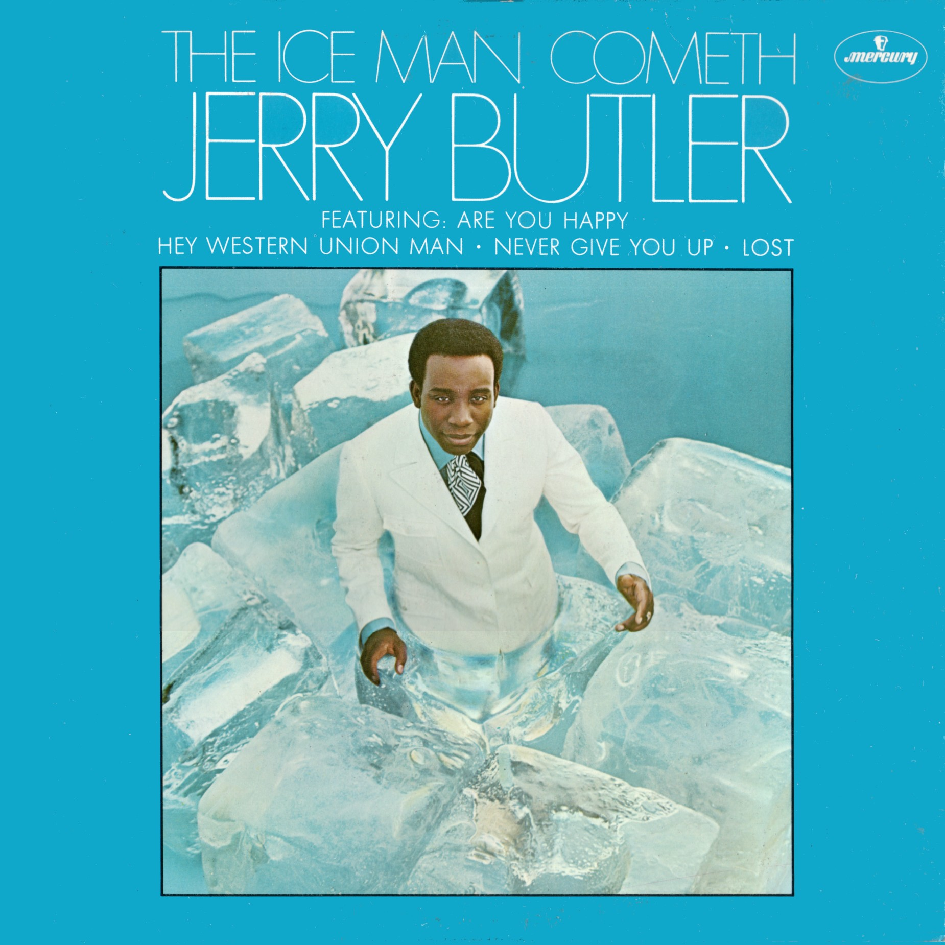 Jerry Butler - 1968 - The Ice Man Cometh Free Download