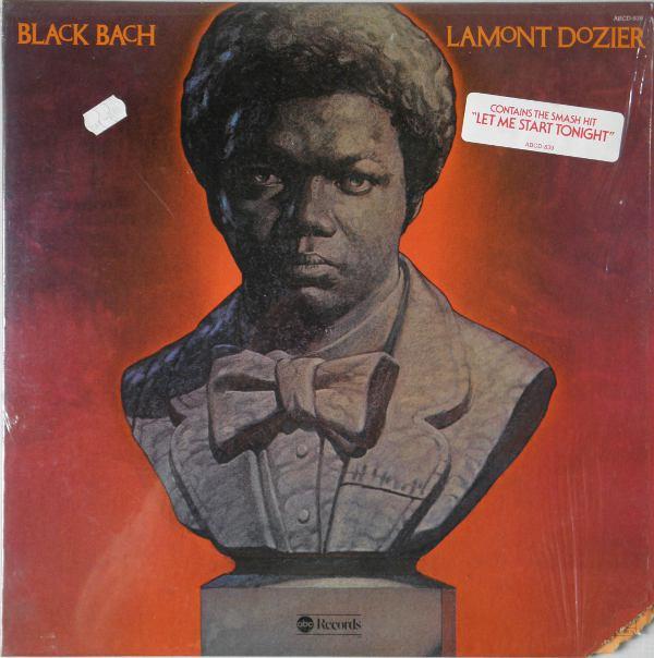 Lamont dozier black bach amazon. Com music.