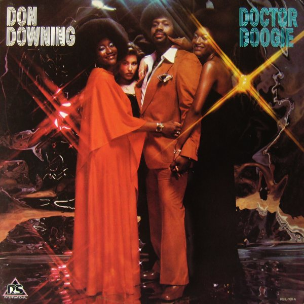 Don Downing - 1978 - Doctor Boogie Free Download | Funk My Soul